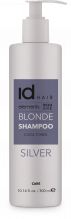 idHAIR Elements Xclusive Blond Silver Shampoo, 100ml