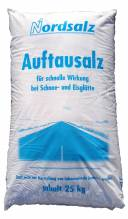 NORDSALZ Streusalz - 25 kg Sack