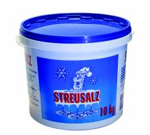 NORDSALZ Streusalz - 10 kg Eimer