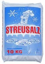 NORDSALZ Streusalz - 10 kg Sack