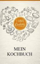 Mein eigenes Kochbuch: Das Kochbuch zum selbst gestalten | Kochbücher, Dalet