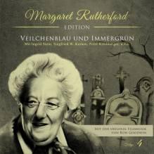 Margaret Rutherford Edition - Veilchenblau und Immergrün, 1 Audio-CD