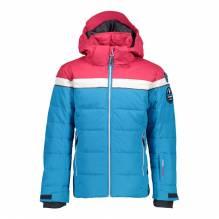 CMP Mädchen Ski- u. Winterjacke 38W0465 Farbe: blue jewel