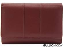 GULLIOMODA® Geldbörse im Querformat (2005) Bordeaux