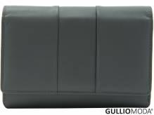 GULLIOMODA® Geldbörse im Querformat (2005) Grau