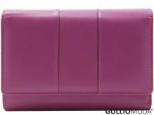 GULLIOMODA® Geldbörse im Querformat (2005) Pink
