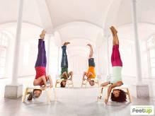 Weihnachten Balancetrainer Yoga & Pilates Feetup