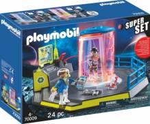 Playmobil 70009 SuperSet Galaxy Police Gefängnis