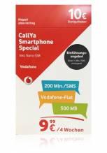 Vodafone Prepaid-Karte Smartphone Special