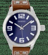 Oozoo Armbanduhr braun C1065