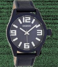 Oozoo Armbanduhr blau blau C7603