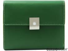 GULLIOMODA® Damenkombigeldbörse (2006) Grün