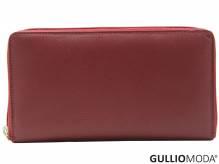 GULLIOMODA® Geldbörse im Querformat (2007) Bordeaux