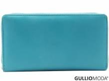 GULLIOMODA® Geldbörse im Querformat (2007) Türkis