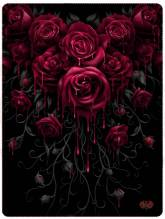Vliessdecke Blood Rose