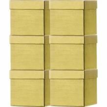 STEWO Geschenkkarton 51 7820 96 uni gold