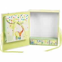 goldbuch Baby-Sammelbox Turnowsky Elephant 85 539 26x24x6,5cm