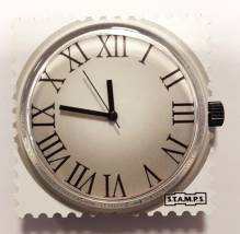 S.T.A.M.P.S.-Uhr 'Clock'