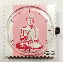 S.T.A.M.P.S.-Uhr 'Pink Buddha'
