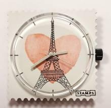 S.T.A.M.P.S. - Uhr 'Paris'
