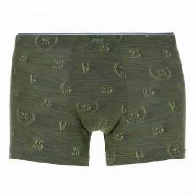 Short Twenty Five  Farbe olivmelange
