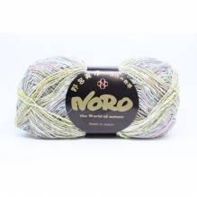 Noro  Silk Garden Sock Verlaufsgarn,mit einem berauschenden Farbspektrum wie es nur einer beherrscht. Der Designer aus Japan namens Eisaku Noro.