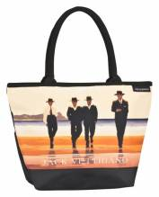 Tasche Shopper bedruckt mit Motiv Jack Vettriano: 'The Billy Boys'
