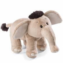 Nici Kuscheltier Wild Friends 'Elefant El-Frido' mit Quietsche im Rüssel, 22cm