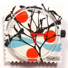 Ostern Jubiläum Valentinstag Glück Fasching Geburtstag Weihnachten Anti-Stress Muttertag Armbanduhren & Taschenuhren STAMPS