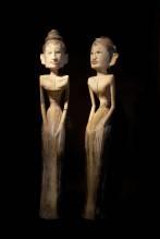 Figuren zur Dekoration