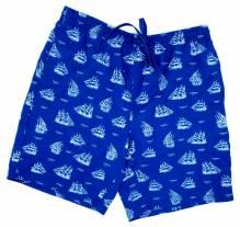 Shorts Blue Seven