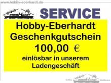Geschenkgutscheine Hobby-Eberhardt