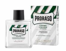 PRORASO After Shave Balm Green Refresh,100ml