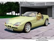 Revell 07361 BMW Z1 Maßstab1:24