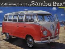 RE07399 Revell VW Bulli T1 Samba Bus