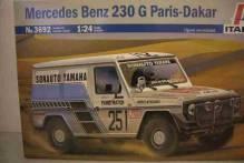 IT803692 Italerie Mercedes 230 G Paris Dakar