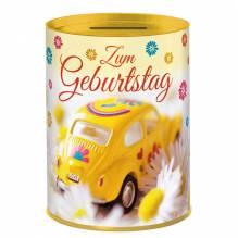 NICI Perleberg Spardose 'Zum Geburtstag'