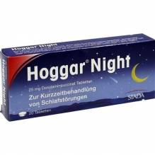 Hoggar Night Tabletten 20 St