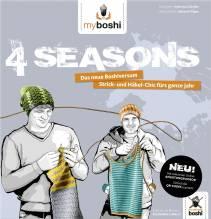 my boshi 4 Seasons - Jede Menge neue Mützen und andere coole Häkelideen für das ganze Jahr