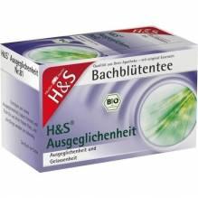 H&S Bachblüten Ausgeglichenheits-Tee Filterbeutel 20X3.0 St