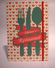Rezeptbuch 'Mama's Restaurant'
