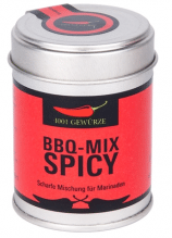 BBQ-Mix Spicy
