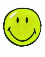 Applikationen - Patches - zum Aufbügeln - Smiley gelb