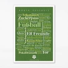 Fußballwörter