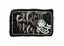 Applikationen - Patches - zum Aufbügeln - Piratenlabel