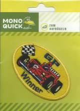 Applikationen - Patches - zum Aufbügeln - GP Winner