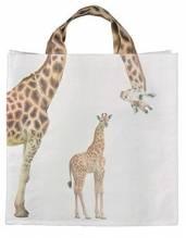 Tragetasche mit Giraffenprint