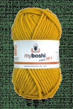 My Boshi No.1  -  Farbe 112  senf