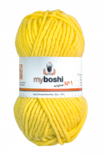 My Boshi No.1  -  Farbe 113  löwenzahn