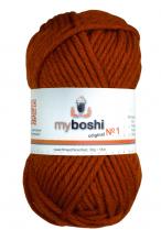 My Boshi No.1  -  Farbe 118  cayenne